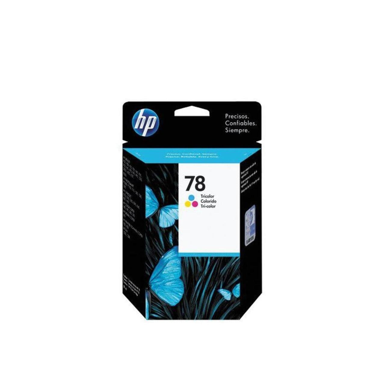 Струйный картридж HP 78 (Оригинальный, Цветной) C6578D