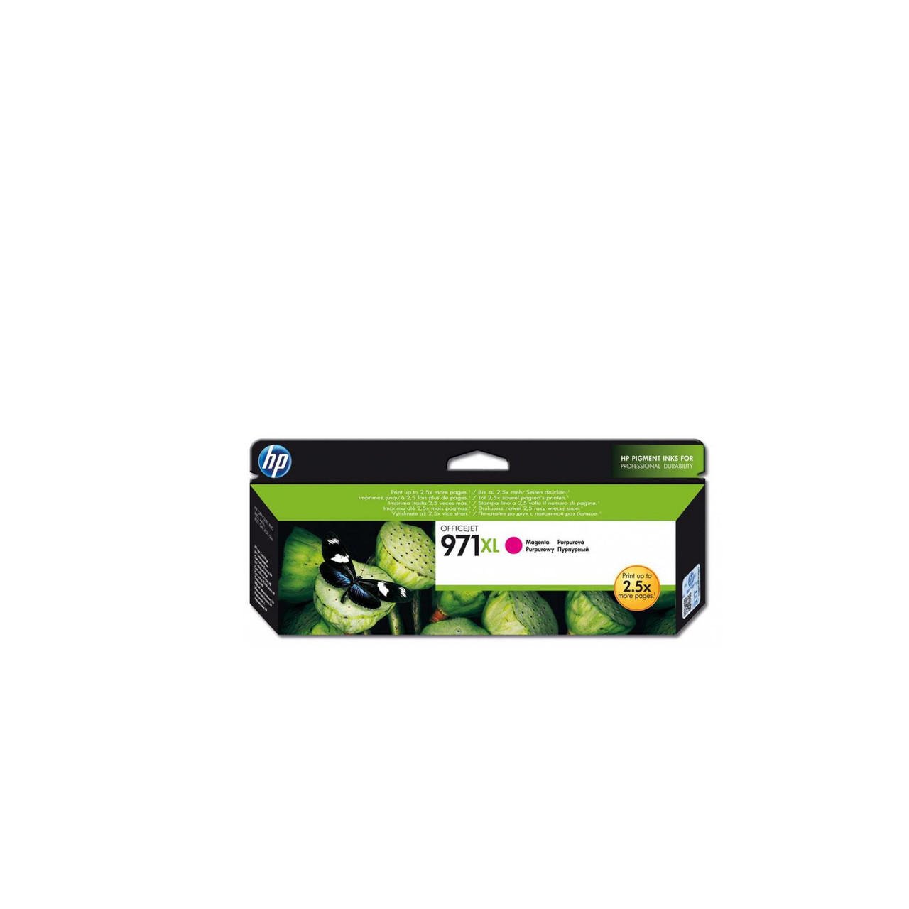 Струйный картридж HP 971XL (Оригинальный, Пурпурный - Magenta) CN627AE