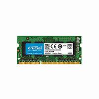 Оперативная память (ОЗУ) Crucial CT51264BF160B (4 Гб, SO-DIMM, 1600 МГц, DDR3, non-ECC, Unregistered)