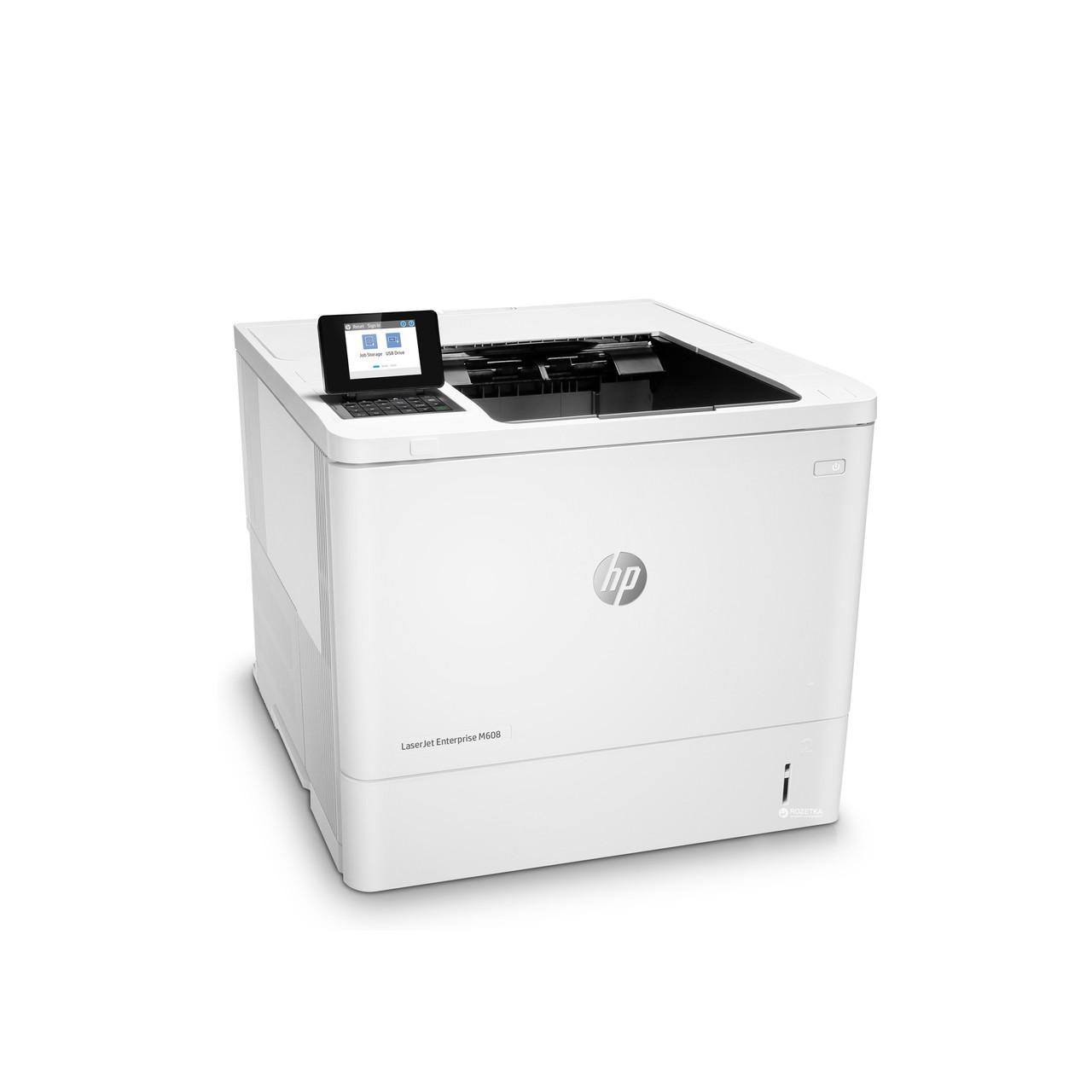 Принтер LaserJet Enterprise M608dn B K0Q18A