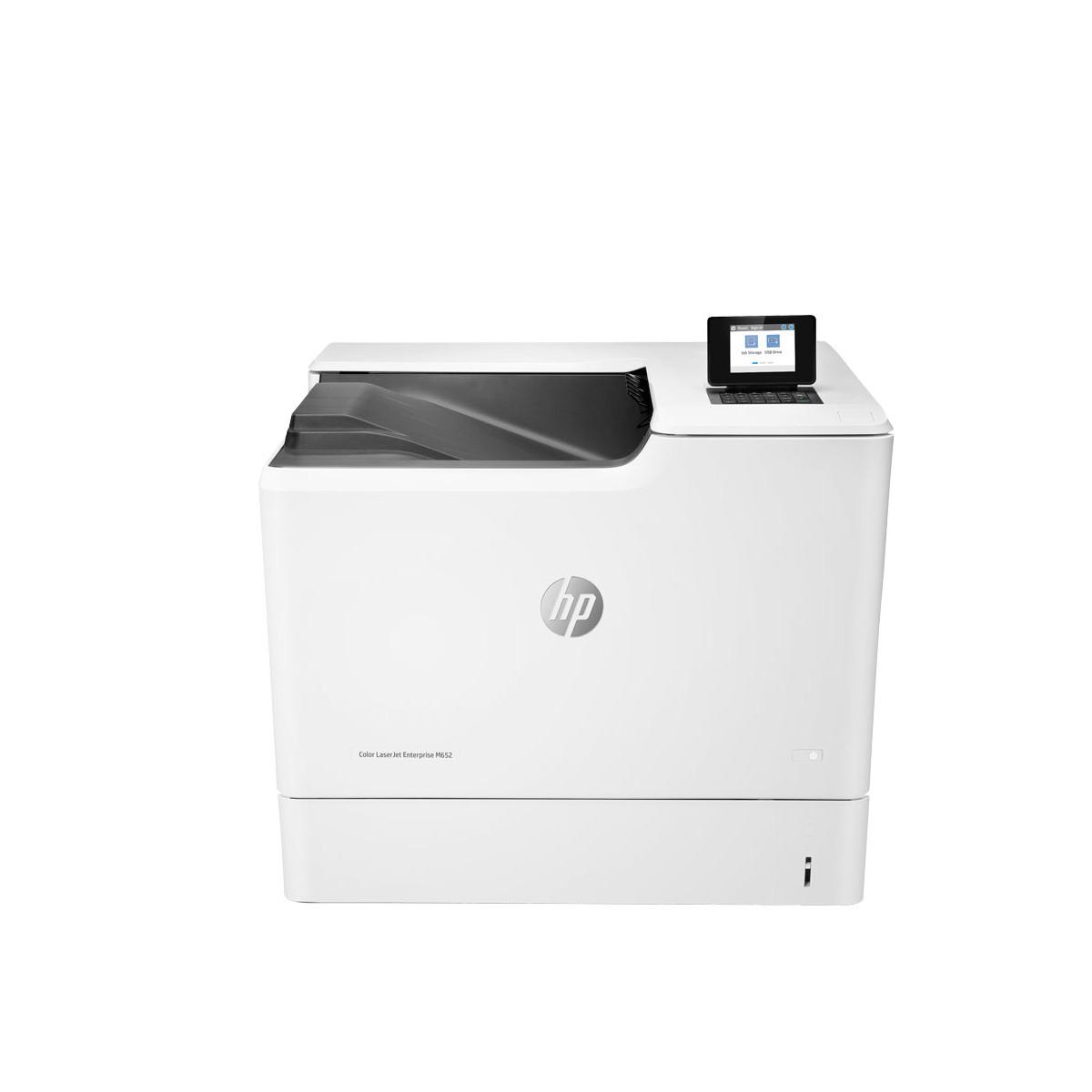 Принтер HP Color LaserJet Enterprise M553n (А4, Лазерный, Цветной, USB, Ethernet) B5L24A