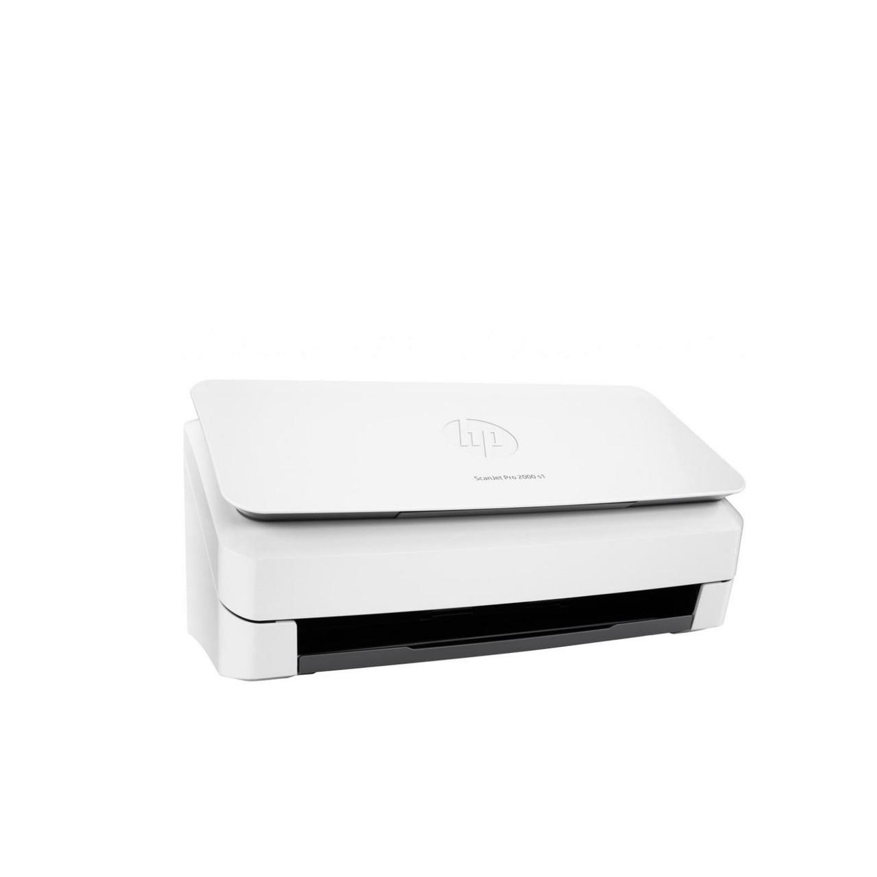 Скоростной - протяжный сканер HP ScanJet Pro 2000 S1 (А4, USB) L2759A