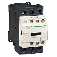 Контактор D 3P, 25А,НО+НЗ,110B,ограничитель Schneider electric