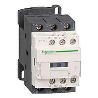 Контактор D 3P, 18А,НО+НЗ,220B,50/60ГЦ Schneider Electric