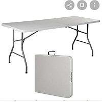 Стол пластиковый 180х60