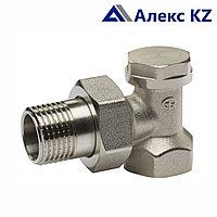 Клапан  запорный угловой Ду 1/2 Aqualink