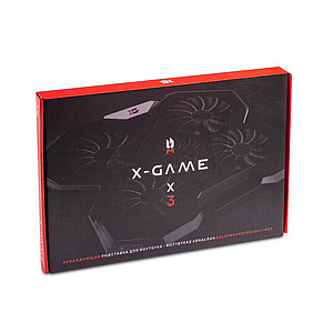 """Охлаждающая подставка для ноутбука X-Game X3 17"""""""