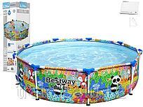 Каркасный бассейн Bestway 274x66