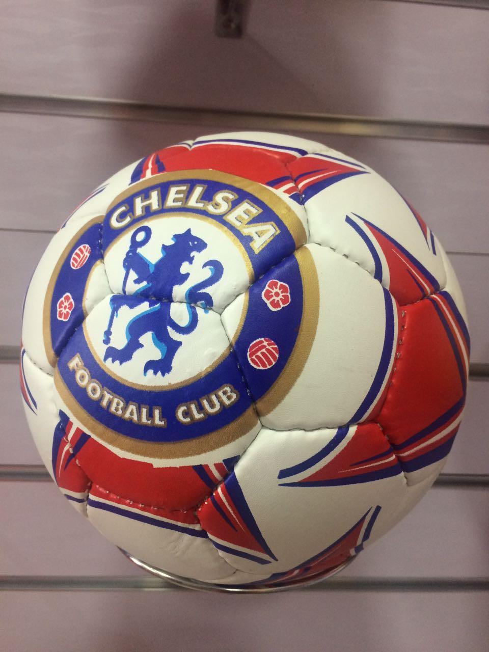 Футбольный мяч (клубный) - фото 1