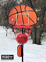 Баскетбольная стойка с магнитным дартсом