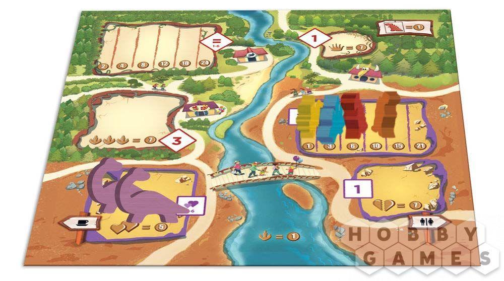 Настольная игра Драфтозавры - фото 2
