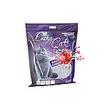 С ароматом сакуры, 11л, силикагелевый впитывающий наполнитель Lucky Cat