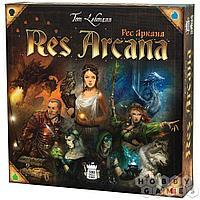 Настольная игра Рес Аркана (Res Arcana)