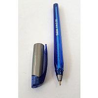 Ручка шариковая UNI-MAX TRIO DC синяя 1.0мм