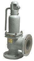 Клапаны предохранительные пружинные фланцевые стальные (Ру-16) СППК Ду 100