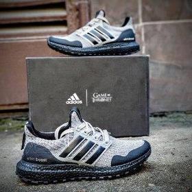 Кроссовки Adidas UltraBoost Gray