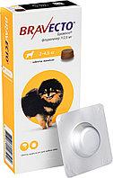 Bravecto, Бравекто жевательная таблетка для собак весом 2-4,5 кг., 112,5мг