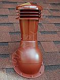 Вентиляционный выход на мягкую кровлю, для готовой крыши Wirplast (Польша), фото 8