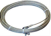 Канат (трос) для талей ЛК-Р 22,5х1,6х1,5 мм ГОСТ 2688-80