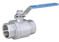 Кран шаровый под сварку Ду 15 (12.7х1.65) Py=1 МПа в санитарном исполнении AISI 316L