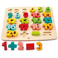 Математическая головоломка Hape E1550