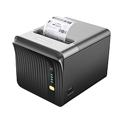 Принтер чеков Mulex P80A (USB, Black)