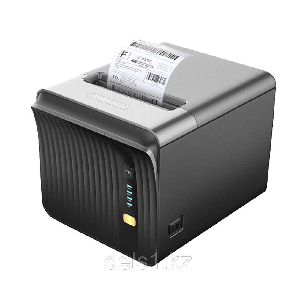 Принтер чеков Mulex P80A (USB,LAN, Black)