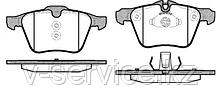 Тормозные колодки REMSA   1217.00-AF