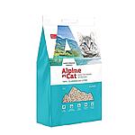 Без запаха, 6л., тофу комкующийся соевый наполнитель Alpine Cat
