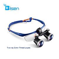 Хирургическая лупа для микрохирургии BISEN BS-503G 2.5X/3.5X