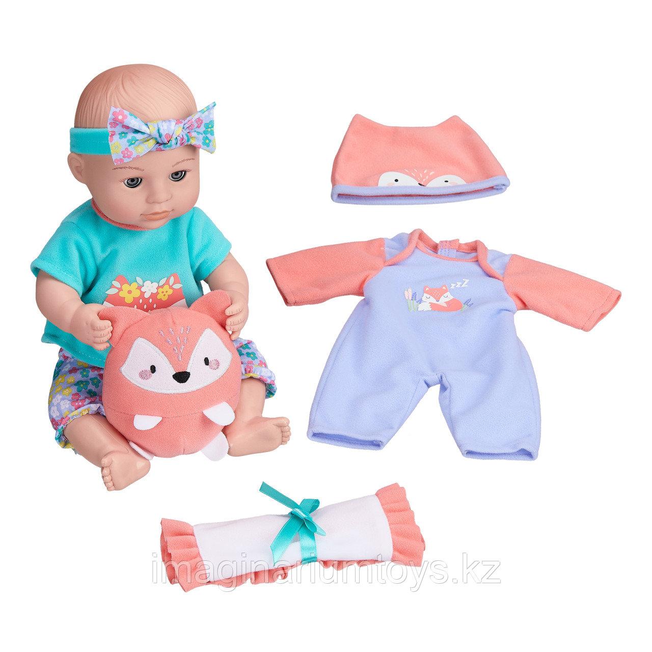 Кукла пупс с комплектом одежды My Sweet Love - фото 1