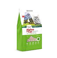 С зеленым чаем, 6л., тофу комкующийся соевый наполнитель Alpine Cat