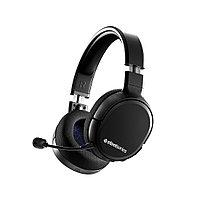 Гарнитура, Steelseries, Arctis 1 Wireless (PS5), 61519, Микрофон выдвижной гибкий, 20-20000 Гц
