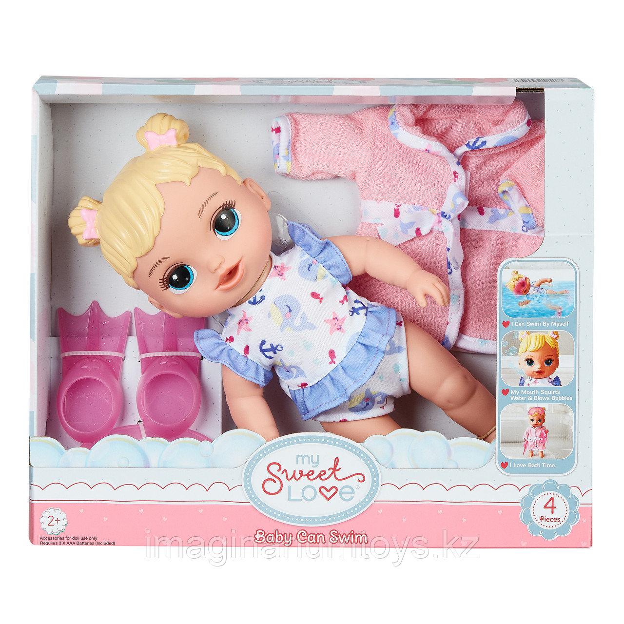 Кукла «Я умею плавать» My Sweet Love