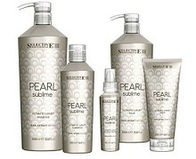 PEARL SUBLIME - Линия с экстрактом жемчуга для глубокого ухода и придания блеска светлым волосам.