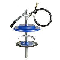 Нагнетатель смазки, для систем центр. раздачи смазки для емкостей 18 кг JOKEY , Ø 266 - 291 mm пр-во Pressol
