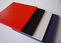 Листовой пластик 2х1000х3000 АБС черный