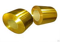 Лист латунный 120,5х600 мм Л63 (Л63А; CuZn37) ГОСТ 2208-2007