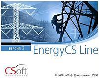 Право на использование программного обеспечения EnergyCS Line v.3, сетевая лицензия, серверная часть