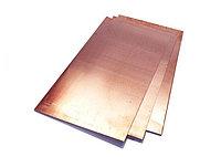 Лист медный 70х600х1500 мм М1 ГОСТ 1173-2006