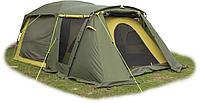 Пристройка к шатру Fortuna 300 premium и внутренняя палатка, цвет: khaki/ yello от World of Maverick M-KM-T06