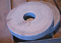 Поковка из конструкционной стали 120х150х380 мм ст. 35 ГОСТ 8479-70