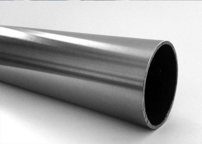 Труба нержавеющая 720х20 мм 12Х18Н10Т (Х18Н10Т) ГОСТ 10704-91 электросварная