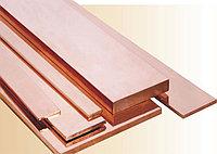 Полоса бронзовая 2,0х100 мм БрБ2 (CuBe2Ni(Co)) ГОСТ 1789-70