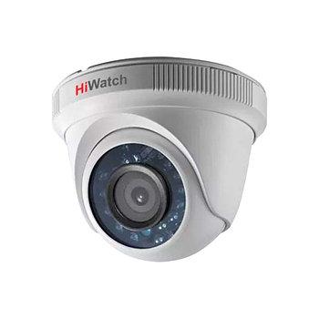 HD-TVI видеокамера купольная HiWatch DS-T273