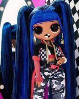 Кукла ЛОЛ Сюрприз ОМГ LOL Surprise OMG Downtown B.B