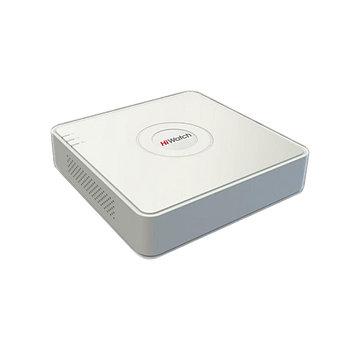 HD-TVI видеорегистратор HiWatch DS-H108G(B), 8-канальный