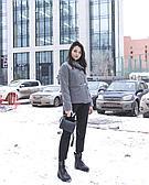 Весенняя куртка (hanym, gray)