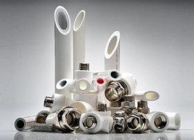 Водопроводные трубы и фитинги ПП