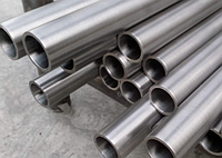 Труба никелевая 44,5х4 мм НП2 ТУ 48-21-783-85